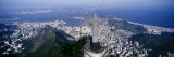 Aerial, Rio De Janeiro, Brazil Wall Decal by  Panoramic Images