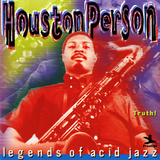 Houston Person - Legends of Acid Jazz - Truth! Wall Decal