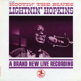 Lightnin' Hopkins - Hootin' the Blues Wall Decal