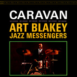Art Blakey & The Jazz Messengers - Caravan Wallstickers