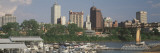 Skyline, Memphis, Tennessee, USA Wall Decal by Panoramic Images