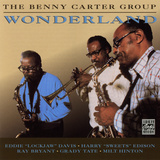 Benny Carter Group - Wonderland Wall Decal