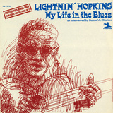 Lightnin' Hopkins - My Life in the Blues Wall Decal