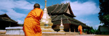 Buddhist Monks, Xishuangbanna, China Wall Decal by  Panoramic Images