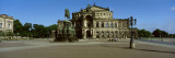 Semper Opera House, Dresden, Germany Wall Decal by  Panoramic Images