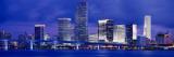 Miami, Florida, USA Wall Decal by Paula Scaletta