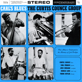 Curtis Counce Group - Carl's Blues Wall Decal