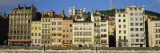 Buildings in a City, Lyon, France Wall Decal by  Panoramic Images