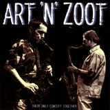 Art Pepper - Art 'N' Zoot Wall Decal