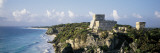 Temple of Descending God, El Castillo, Tulum, Mexico Wall Decal by Panoramic Images 