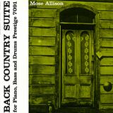 Mose Allison - Back Country Suite Wallstickers