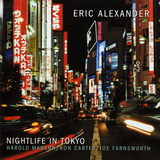 Eric Alexander - Nightlife in Tokyo Wall Decal