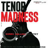 Sonny Rollins Quartet - Tenor Madness Vinilo decorativo