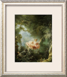 Les Hasards Heureux de l'Escarpolette, c. 1767 Prints by Jean-Honoré Fragonard