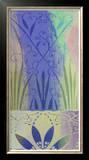 Pastel Filigree II Print by Ricki Mountain