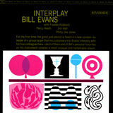 Bill Evans Quintet - Interplay Vinilo decorativo