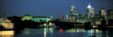 Philadelphia, Pennsylvania, USA Wallsticker af Panoramic Images,