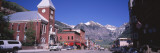 Main Street in Telluride, Telluride, Colorado, USA Wall Decal by  Panoramic Images