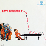 Dave Brubeck - Plays and Plays and Plays Wall Decal