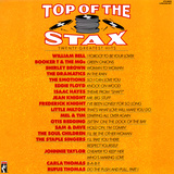 Top of the Stax Wall Decal