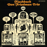 Don Friedman Trio - Flashback Vinilo decorativo