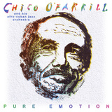 Chico O'Farrill - Pure Emotion Wall Decal