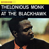 Thelonious Monk - At the Blackhawk Wall Decal