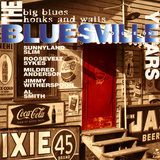 The Bluesville Years: Vol 1: Big Blues Honks and Wails Wall Decal
