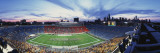 Soldier Field Football, Chicago, Illinois, USA Veggoverføringsbilde av Panoramic Images,
