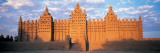 Great Mosque of Djenne, Mali, Africa Wall Decal by  Panoramic Images