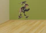 Profilo raptor (sticker murale) Decalcomania da muro