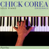 Chick Corea - Solo Piano, Part One: Originals Wall Decal