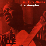 K.C. Douglas - K.C.&#39;s Blues Wall Decal