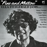 Ella Fitzgerald - Fine and Mellow Vinilos decorativos