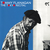 Tommy Flanagan - The Tokyo Recital Wall Decal