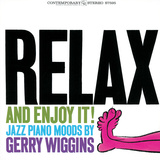 Gerry Wiggins - Relax and Enjoy It! Autocollant mural