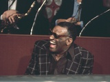 Ray Charles Laughing Wall Decal