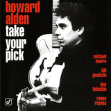 Howard Alden - Take Your Pick Wall Decal
