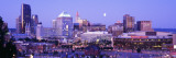 St. Paul, Minnesota, USA Wallstickers af Panoramic Images,