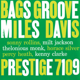 Miles Davis - Bags Groove Wall Decal