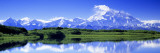 Reflection Pond, Mount Mckinley, Denali National Park, Alaska, USA Wall Decal by  Panoramic Images