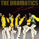 The Dramatics - The Dramatics Live Wallstickers