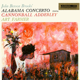 Cannonball Adderley - John Benson Brooks Alabama Concerto Vinilo decorativo