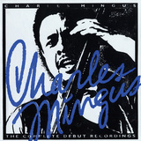 Charles Mingus - The Complete Debut Recordings Wallstickers