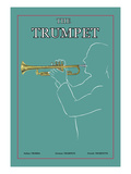 The Trumpet Wall Decal