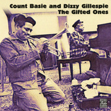 Count Basie and Dizzy Gillespie - The Gifted Ones Wallstickers