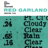 Red Garland - All Kinds of Weather Vinilo decorativo