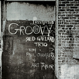 Red Garland - Groovy Wallstickers