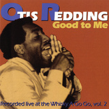 Otis Redding - Good to Me Wall Decal