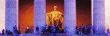 Lincoln Memorial, Washington DC, District of Columbia, USA Wall Decal by Panoramic Images